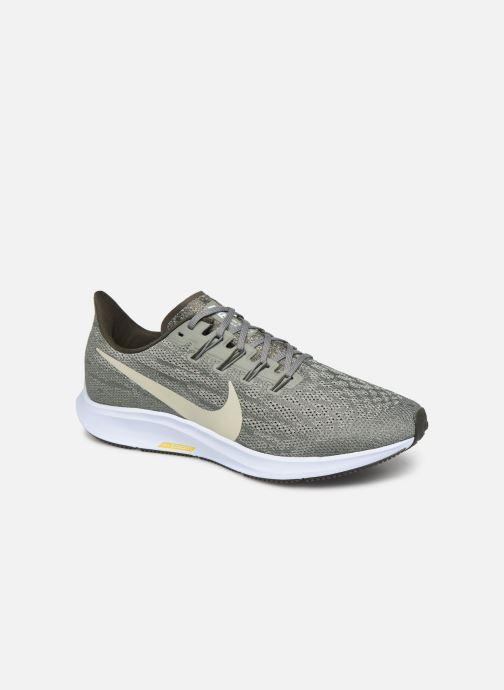 Sportschuhe Nike Nike Air Zoom Pegasus 36 grün detaillierte ansicht/modell