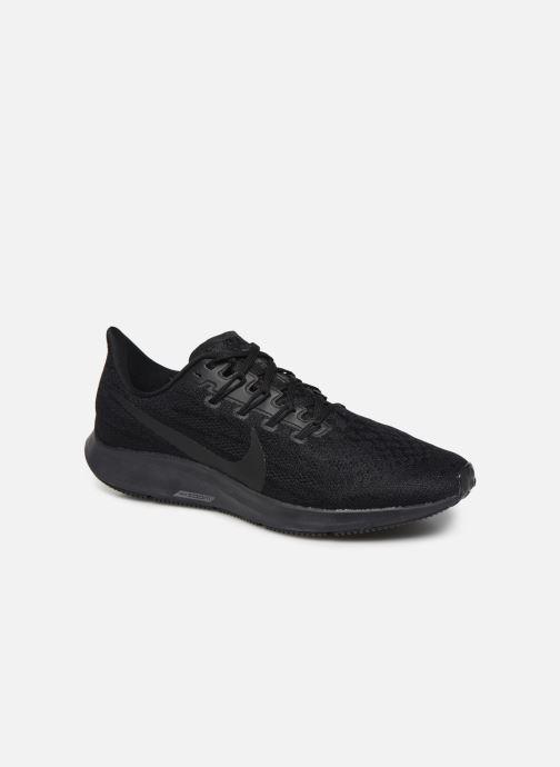 Chaussures de sport Nike Nike Air Zoom Pegasus 36 Noir vue détail/paire