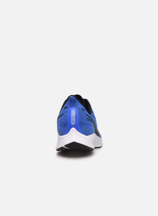 Chaussures de sport Nike Nike Air Zoom Pegasus 36 Bleu vue droite