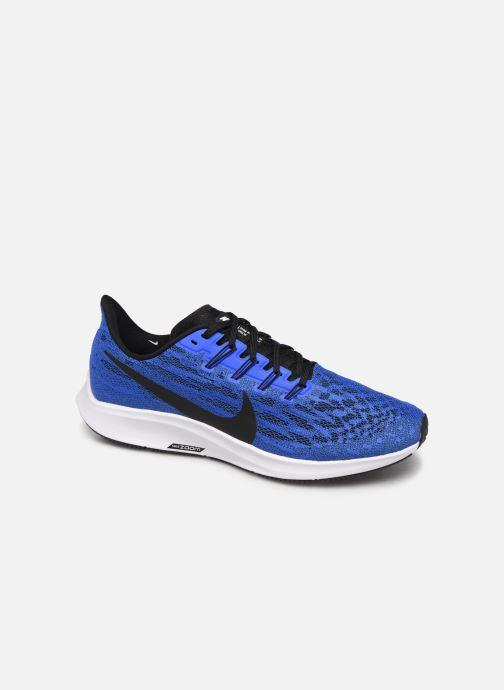 Chaussures de sport Nike Nike Air Zoom Pegasus 36 Bleu vue détail/paire