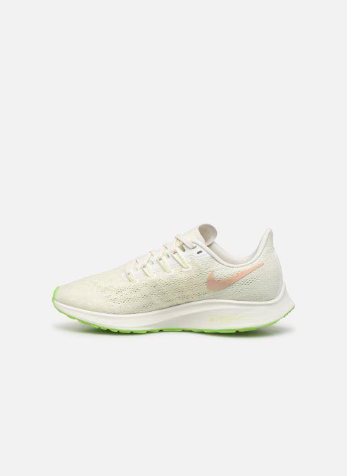 Zapatillas de deporte Nike Wmns Nike Air Zoom Pegasus 36 Verde vista de frente