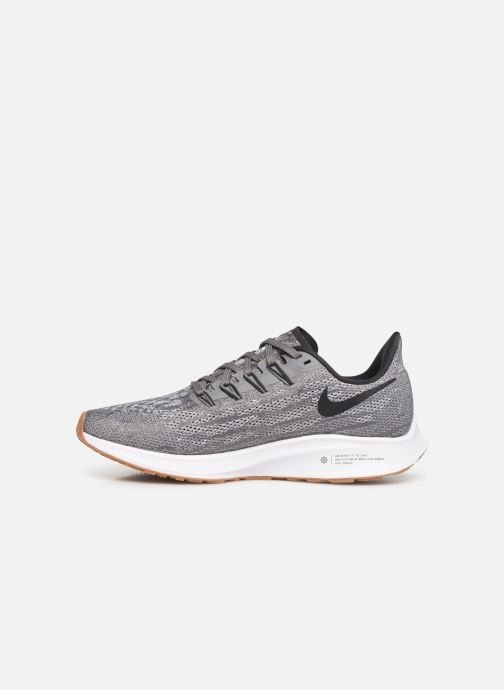 Sport shoes Nike Wmns Nike Air Zoom Pegasus 36 Grey front view