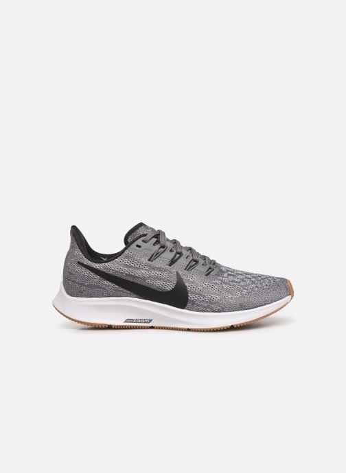 Sport shoes Nike Wmns Nike Air Zoom Pegasus 36 Grey back view