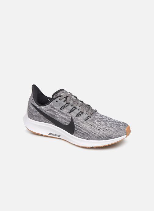 Sport shoes Nike Wmns Nike Air Zoom Pegasus 36 Grey detailed view/ Pair view