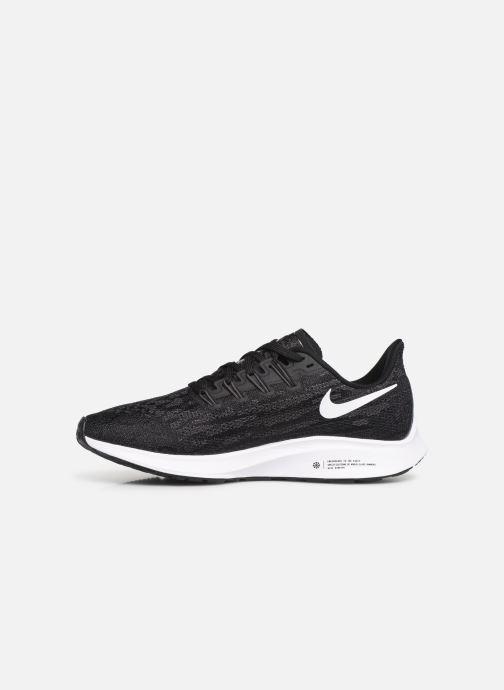 Scarpe sportive Nike Wmns Nike Air Zoom Pegasus 36 Nero immagine frontale