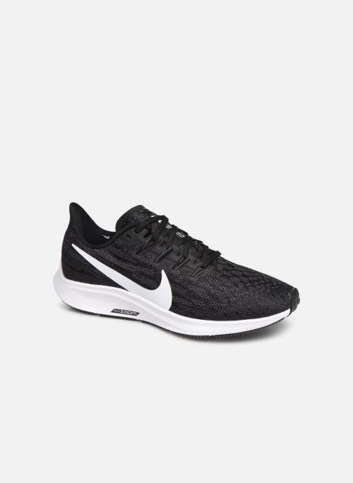 Chaussures de sport Nike Wmns Nike Air Zoom Pegasus 36 Noir vue détail/paire