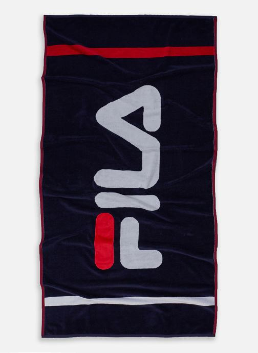 Divers FILA BEACH TOWEL Blauw detail