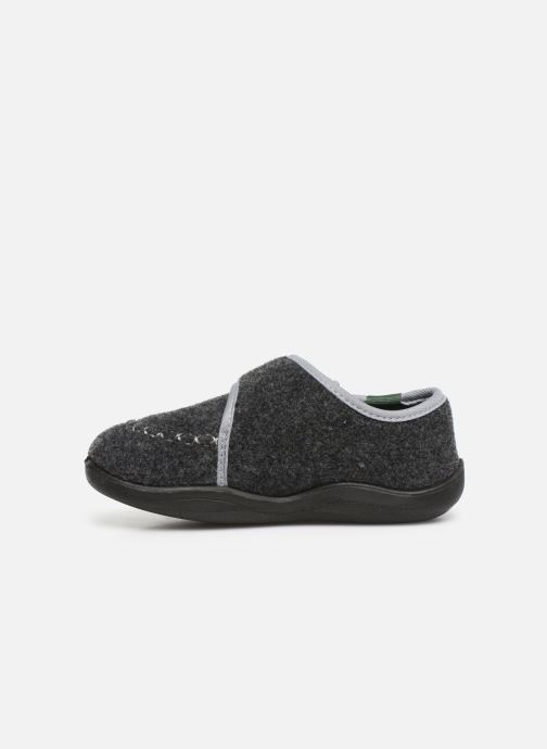 Slippers Kamik Cozylodge Black front view