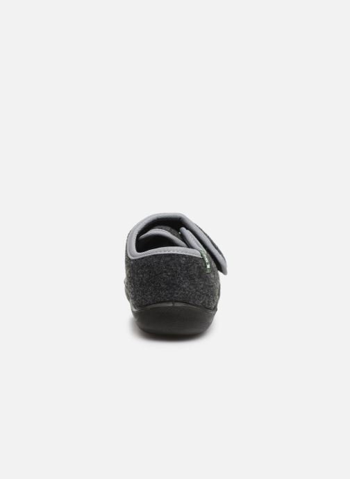 Pantofole Kamik Cozylodge Nero immagine destra