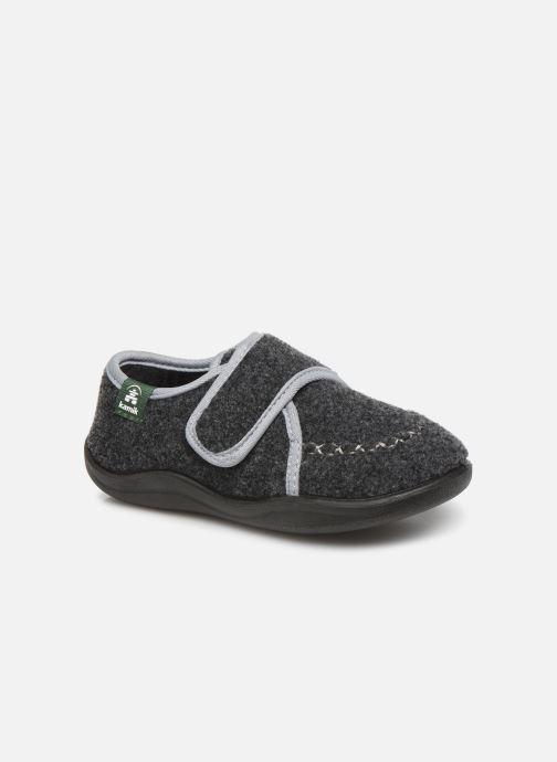 Pantofole Kamik Cozylodge Nero vedi dettaglio/paio