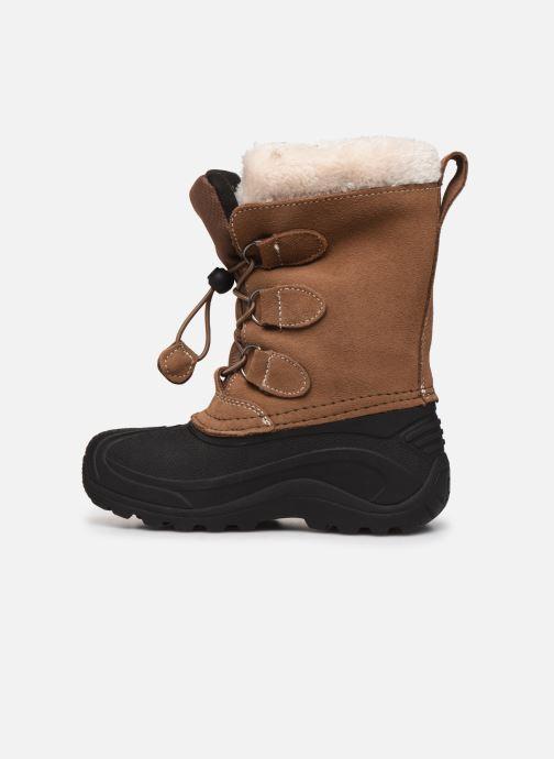 Sport shoes Kamik Snowdasher Beige front view