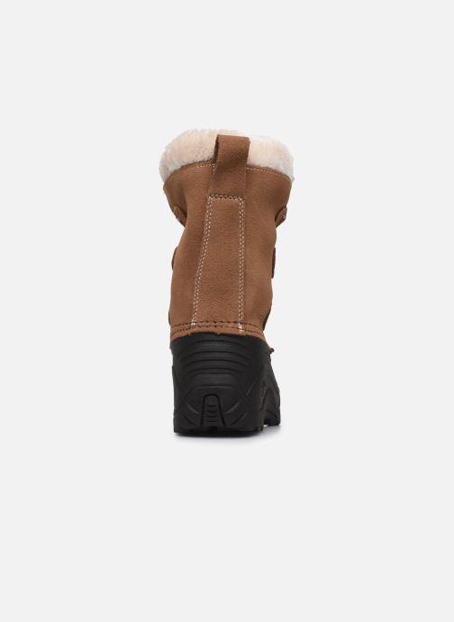 Chaussures de sport Kamik Snowdasher Beige vue droite
