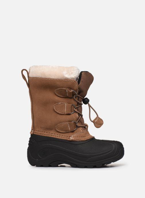 Chaussures de sport Kamik Snowdasher Beige vue derrière