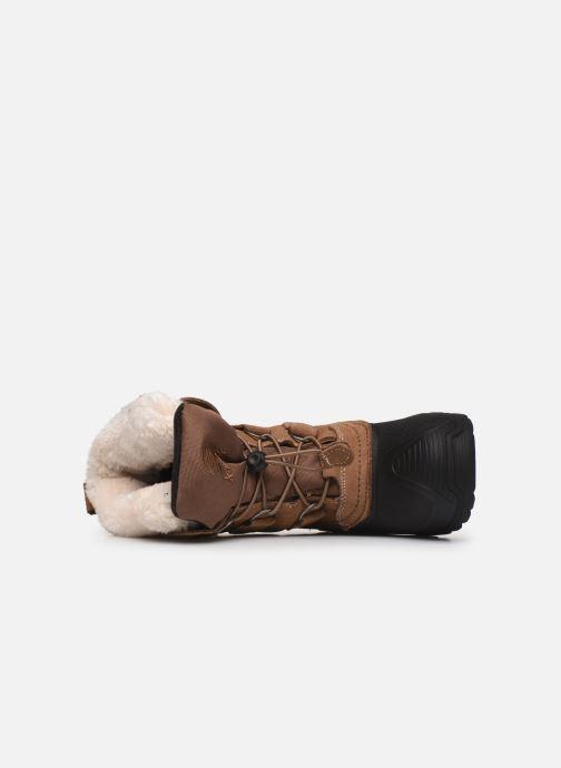 Chaussures de sport Kamik Snowdasher Beige vue gauche