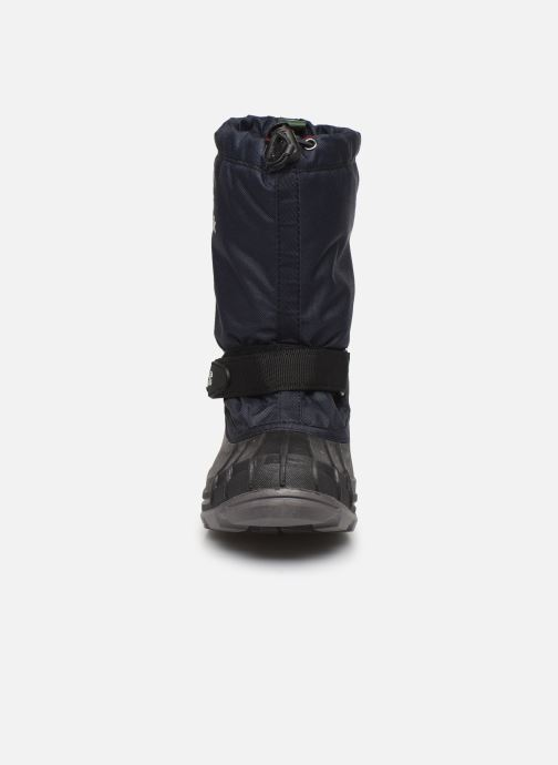 Zapatillas de deporte Kamik Waterbug 8G Azul vista del modelo
