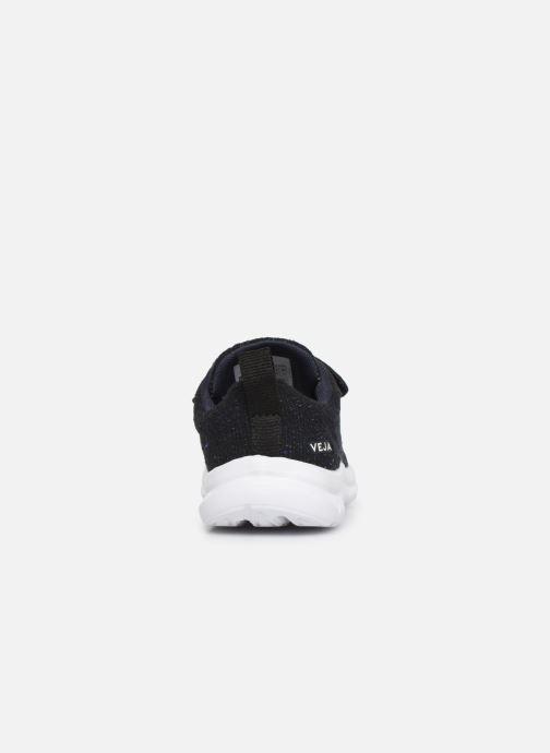 Sneakers Veja Gorilla Azzurro immagine destra