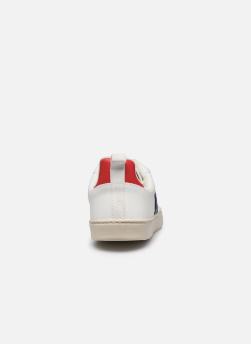 Deportivas Veja Small V-10 Lace Blanco vista lateral derecha