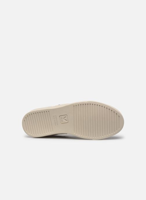 Sneakers Veja Small V-10 Lace Wit boven