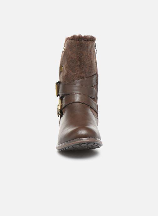 Stiefeletten & Boots I Love Shoes FALEXA Size + braun schuhe getragen