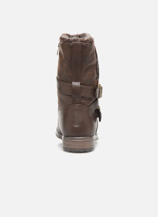 Stivaletti e tronchetti I Love Shoes FALEXA Size + Marrone immagine destra