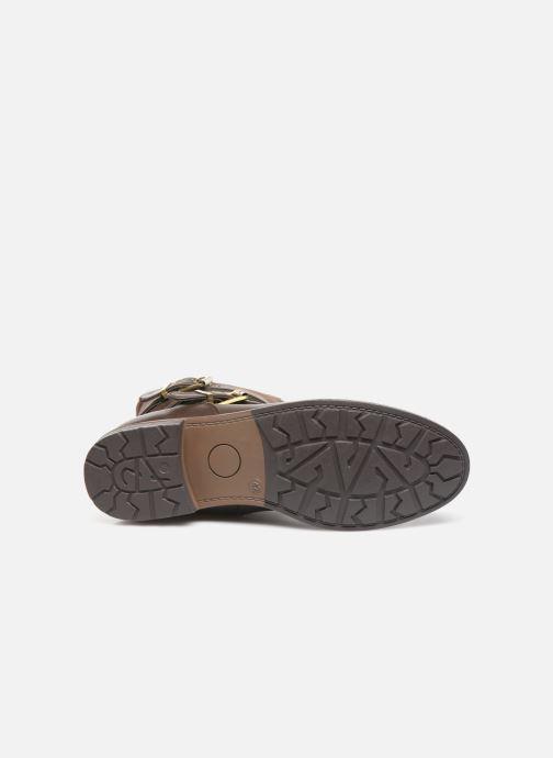 Stiefeletten & Boots I Love Shoes FALEXA Size + braun ansicht von oben