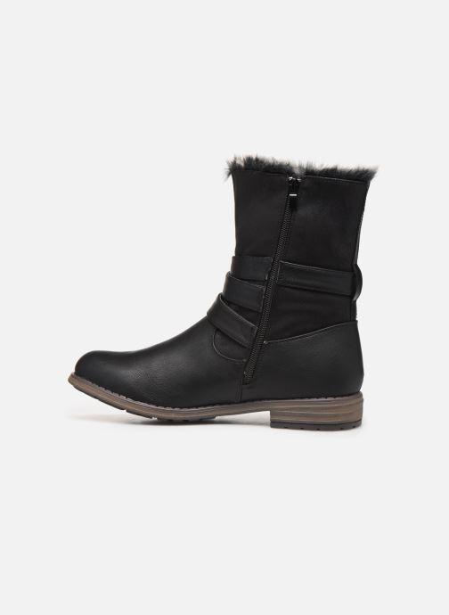 Ankelstøvler I Love Shoes FALEXA Size + Sort se forfra