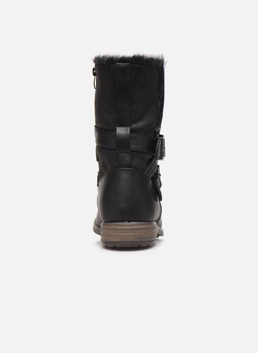 Ankelstøvler I Love Shoes FALEXA Size + Sort Se fra højre