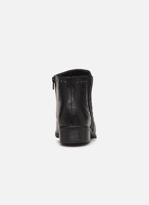 Botines  I Love Shoes FALBA Size + Negro vista lateral derecha