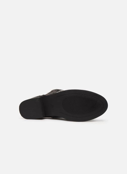 Botines  I Love Shoes FALBA Size + Negro vista de arriba