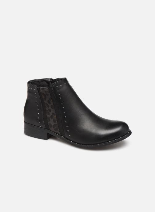 Ankelstøvler I Love Shoes FALBA Size + Sort detaljeret billede af skoene