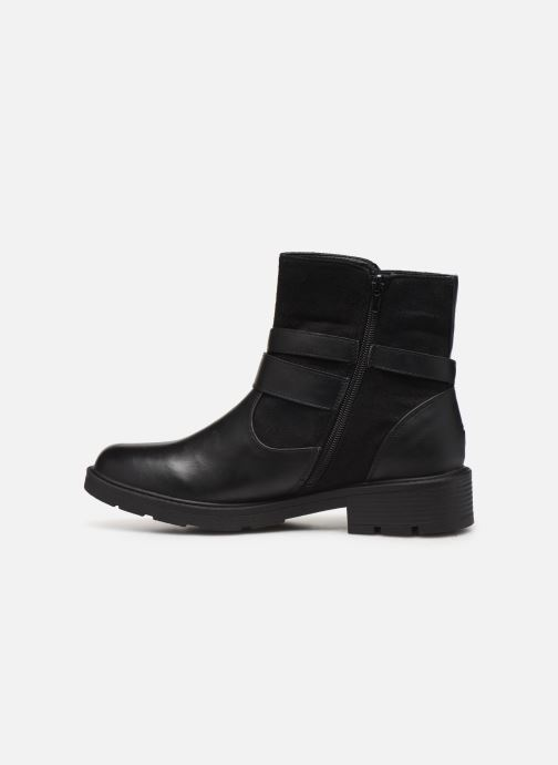 Boots en enkellaarsjes I Love Shoes FAGLAE Size + Zwart voorkant
