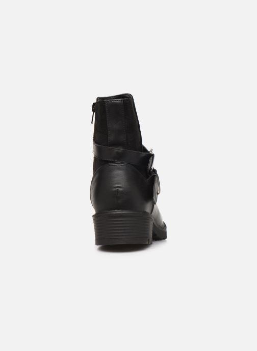 Boots en enkellaarsjes I Love Shoes FAGLAE Size + Zwart rechts