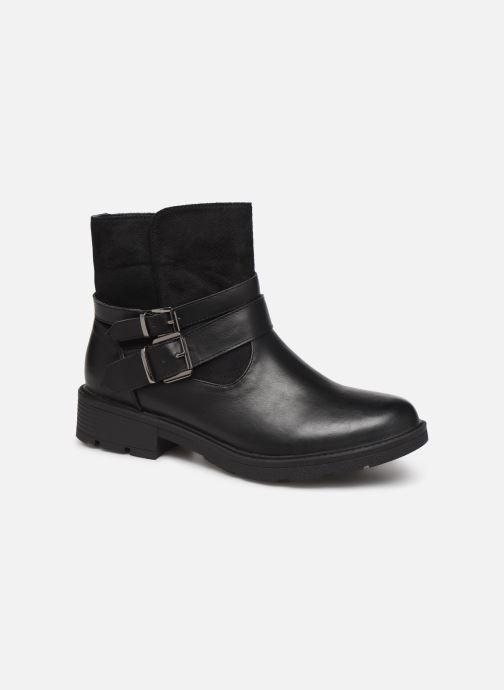 Boots en enkellaarsjes I Love Shoes FAGLAE Size + Zwart detail