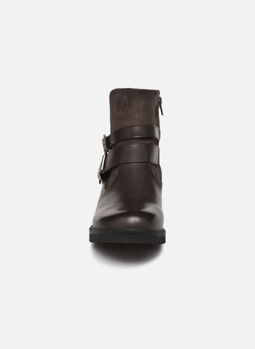 Stiefeletten & Boots I Love Shoes FAGLAE Size + braun schuhe getragen