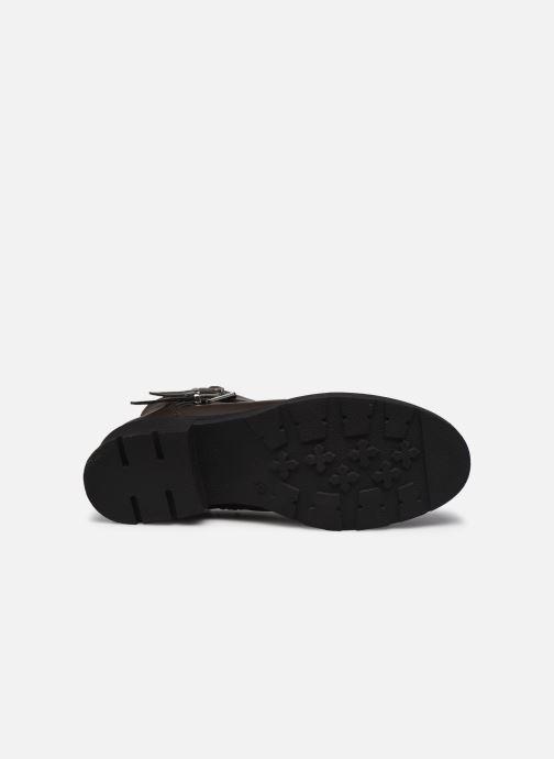 Stiefeletten & Boots I Love Shoes FAGLAE Size + braun ansicht von oben