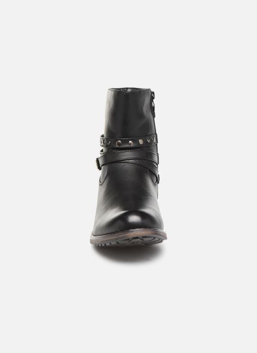 Bottines et boots I Love Shoes FIMONA Size + Noir vue portées chaussures