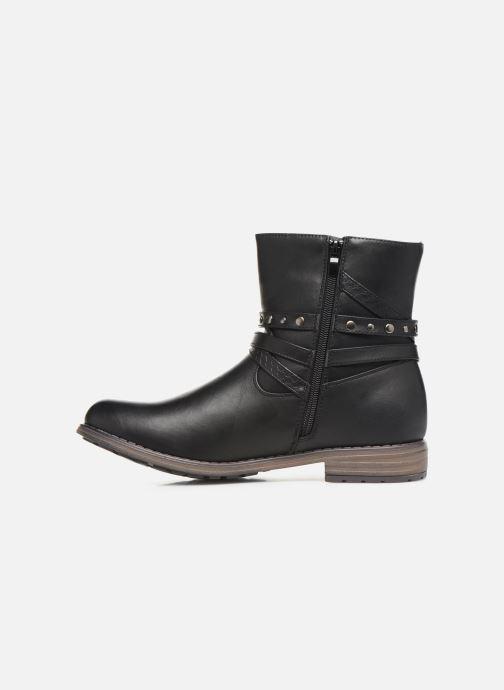 Boots en enkellaarsjes I Love Shoes FIMONA Size + Zwart voorkant