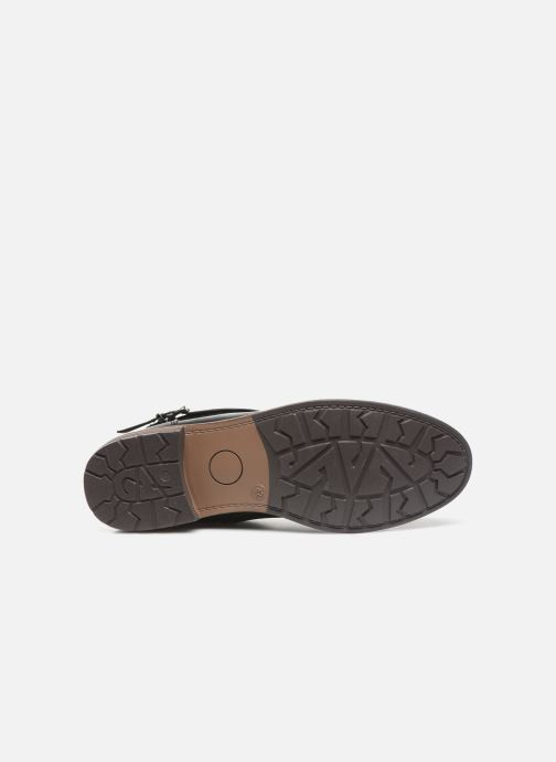Boots en enkellaarsjes I Love Shoes FIMONA Size + Zwart boven
