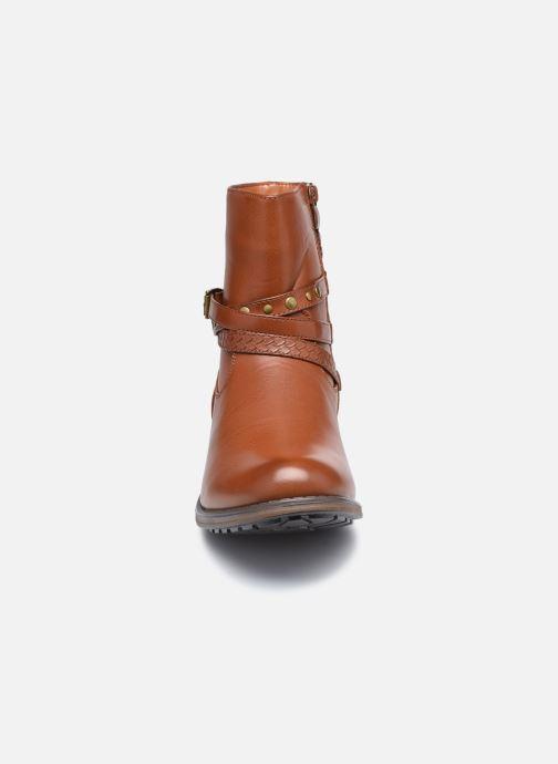 Stiefeletten & Boots I Love Shoes FIMONA Size + braun schuhe getragen