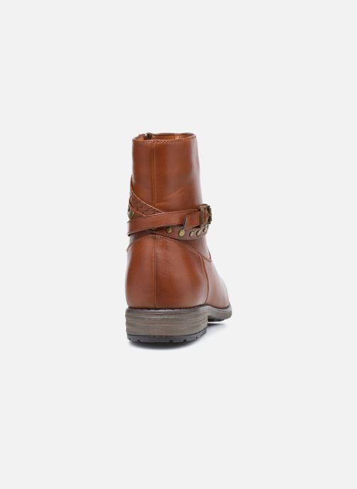 Stiefeletten & Boots I Love Shoes FIMONA Size + braun ansicht von rechts