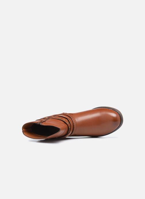 Stiefeletten & Boots I Love Shoes FIMONA Size + braun ansicht von links