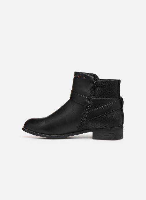 Boots en enkellaarsjes I Love Shoes FAKIRA Size + Zwart voorkant