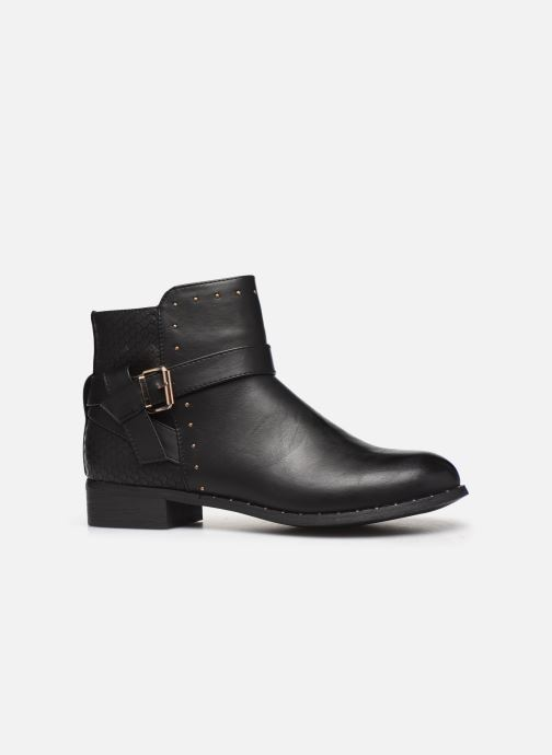 Boots en enkellaarsjes I Love Shoes FAKIRA Size + Zwart achterkant