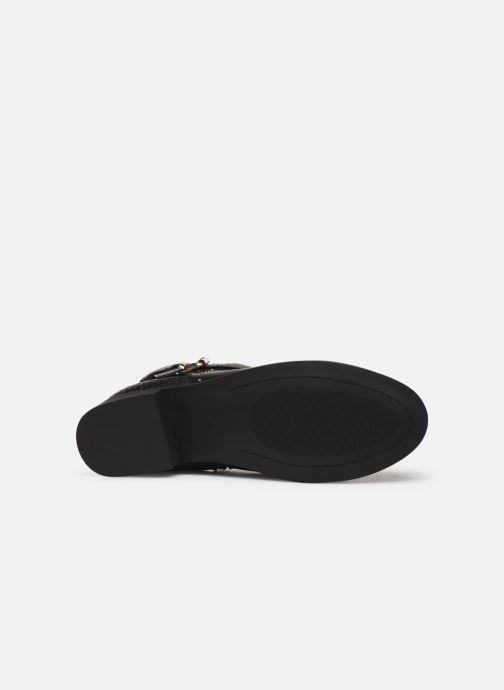 Boots en enkellaarsjes I Love Shoes FAKIRA Size + Zwart boven