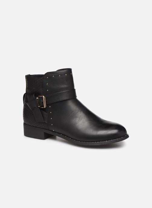 Boots en enkellaarsjes I Love Shoes FAKIRA Size + Zwart detail