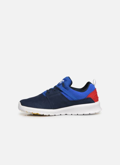 Baskets DC Shoes Heathrow Se B Shoe Nrd Bleu vue face