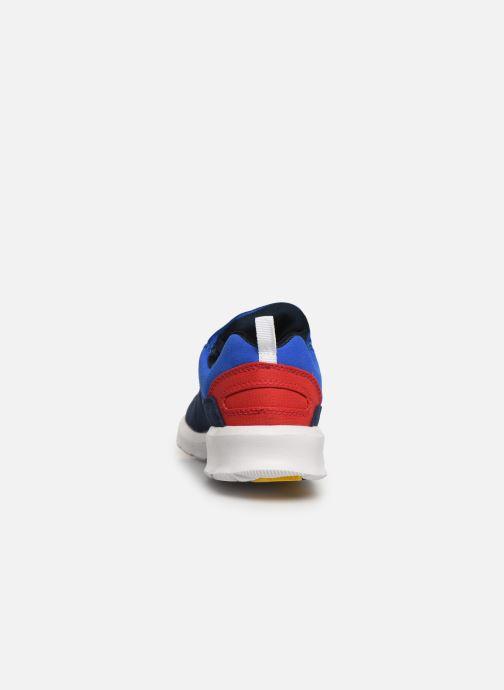 Baskets DC Shoes Heathrow Se B Shoe Nrd Bleu vue droite
