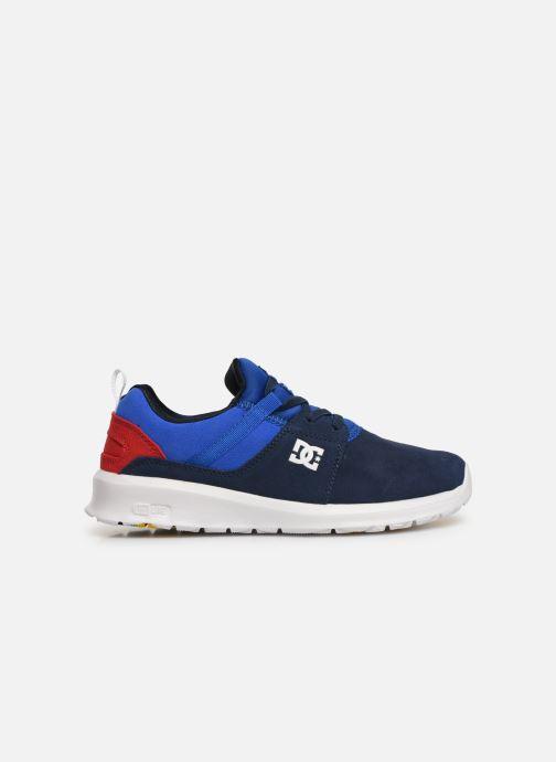 Baskets DC Shoes Heathrow Se B Shoe Nrd Bleu vue derrière