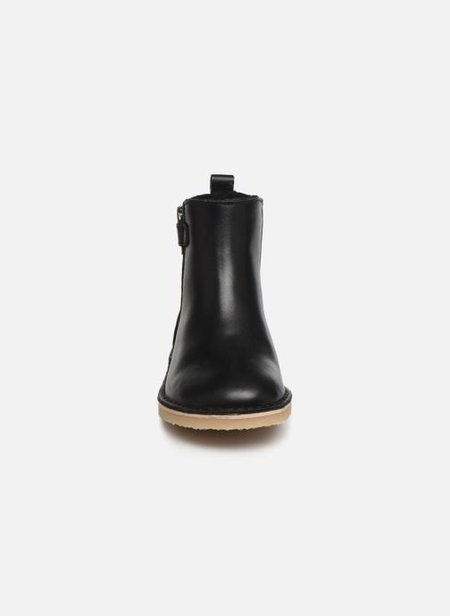 Boots en enkellaarsjes Young Soles Winston Zwart model