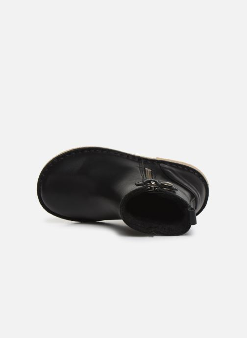 Boots en enkellaarsjes Young Soles Winston Zwart links